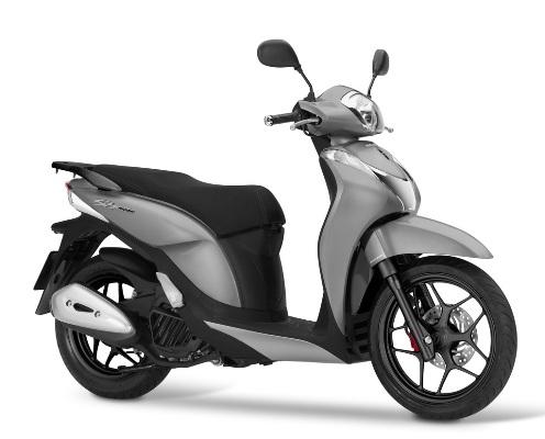 Motorbike Mykonos